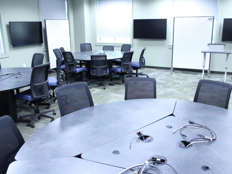 Louisiana Tech Meets Collaboration