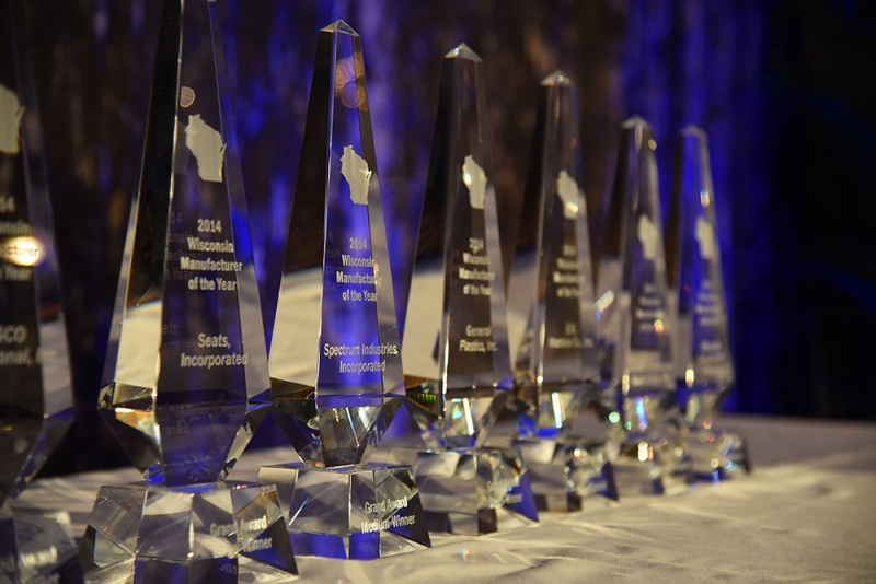 Spectrum Manufacturer Of The Year - awards