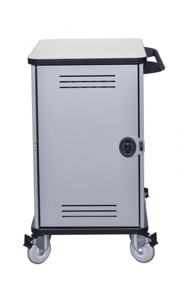 Notebook Management Spectrum Pro20 Cart - front