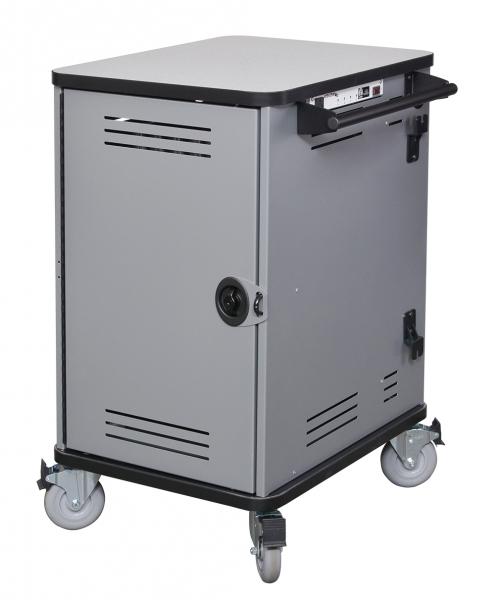 Notebook Management Spectrum Pro20 Cart - side