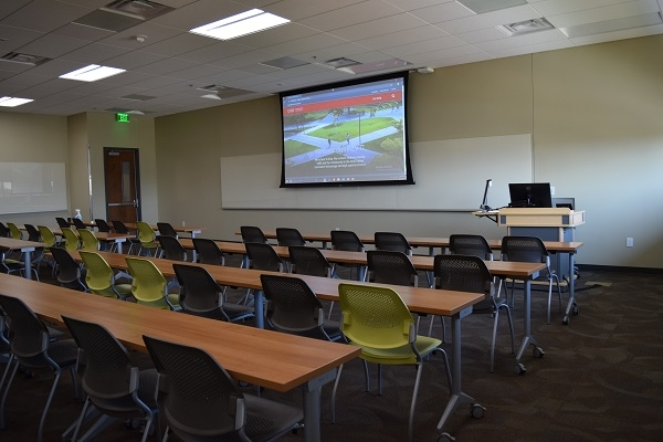 Modernizing Classrooms At UNLV With Lecterns