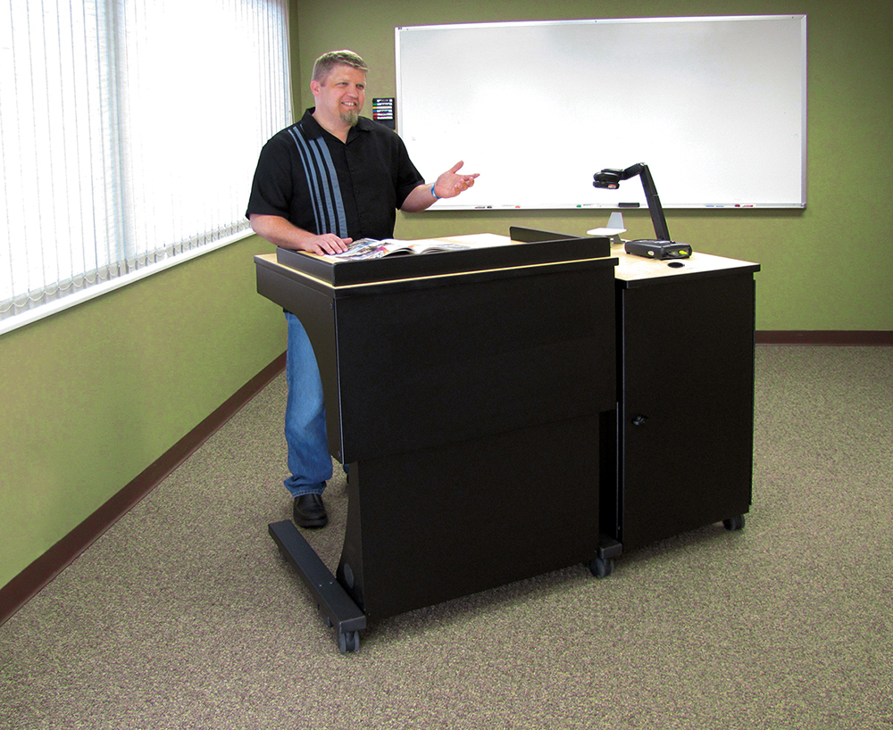 Freedom One Sit-to-Stand Lectern