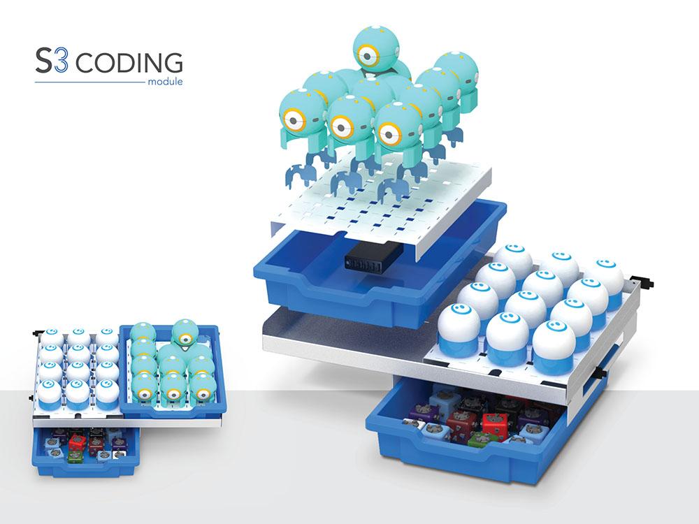 S3 Coding Robot Module