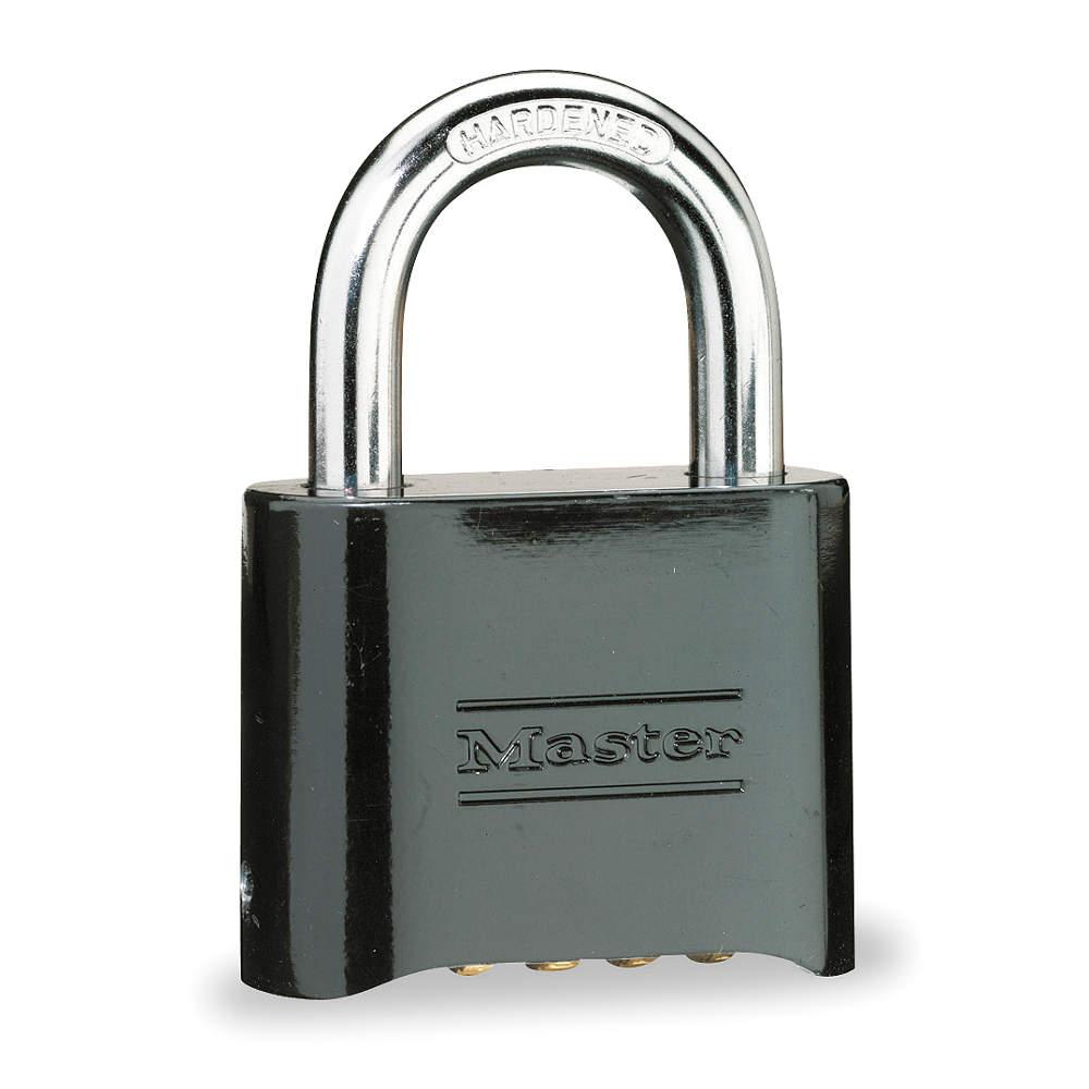 Reprogrammable 4-Digit Combination Lock