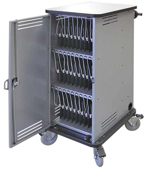 InTouch32 Tablet Cart