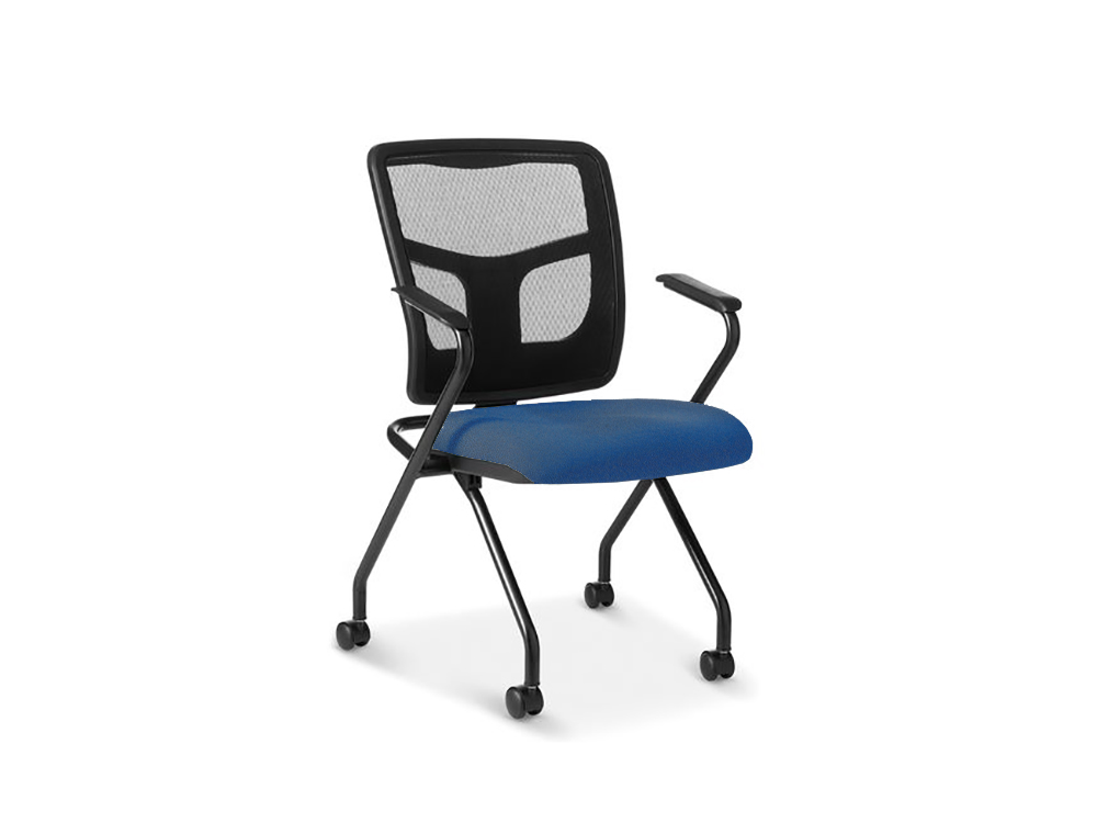 YES Executive Mesh Nesting Chair