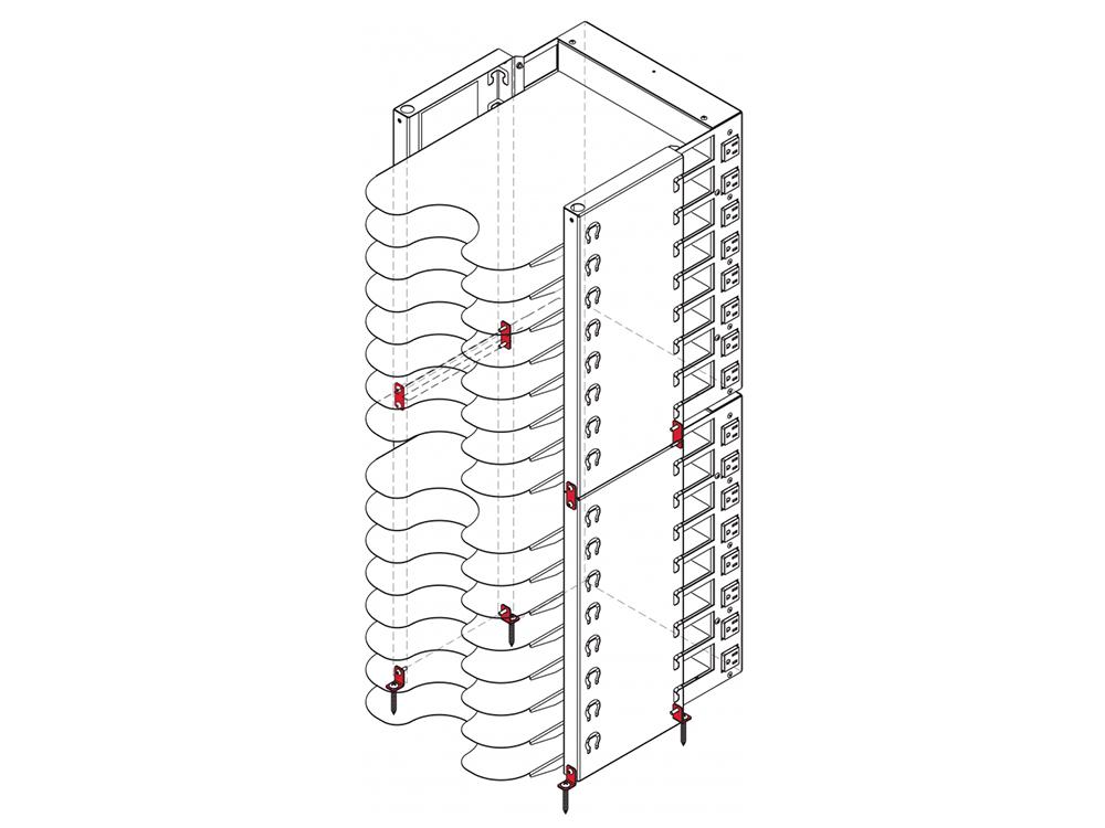 Stacking Kit for Collectiv8™ Charging Pillar