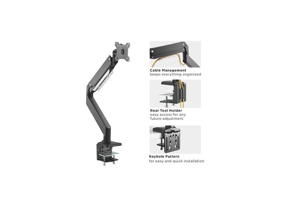 Heavy-Duty Monitor Arm