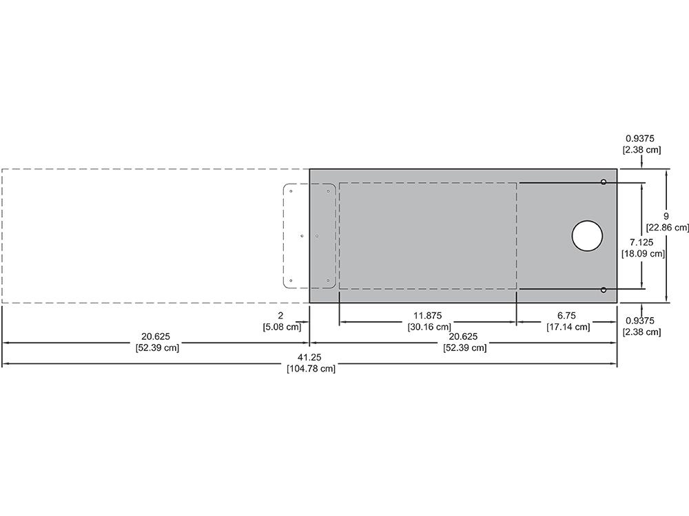 Overbridge Panel XL