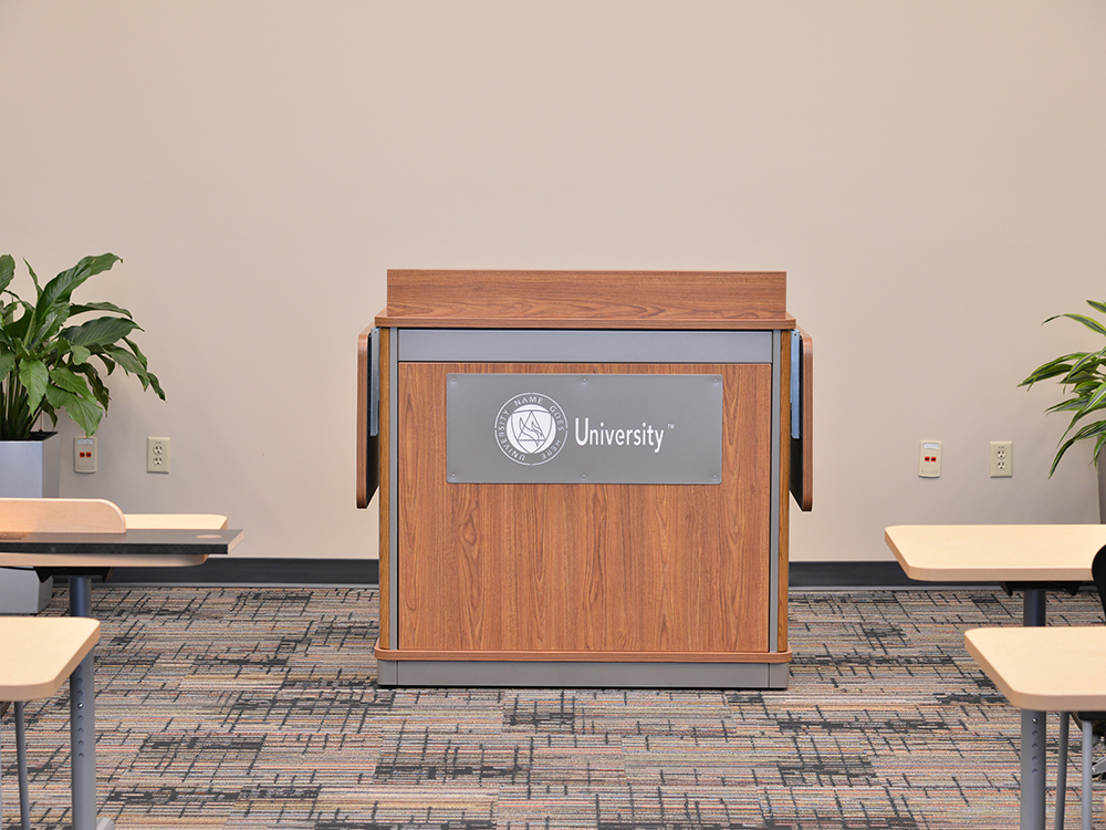 Director Lectern - Media Manager Series