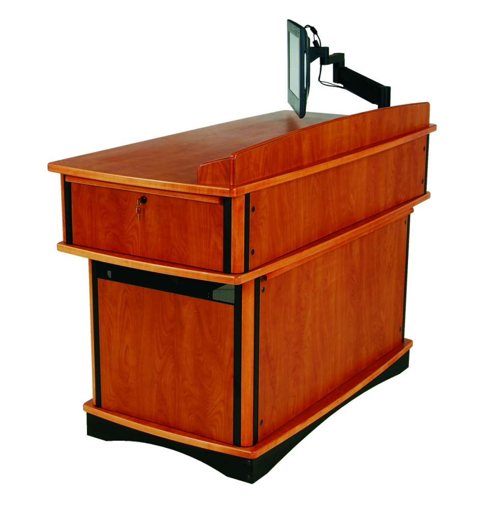 Doctorate Interactive Lectern