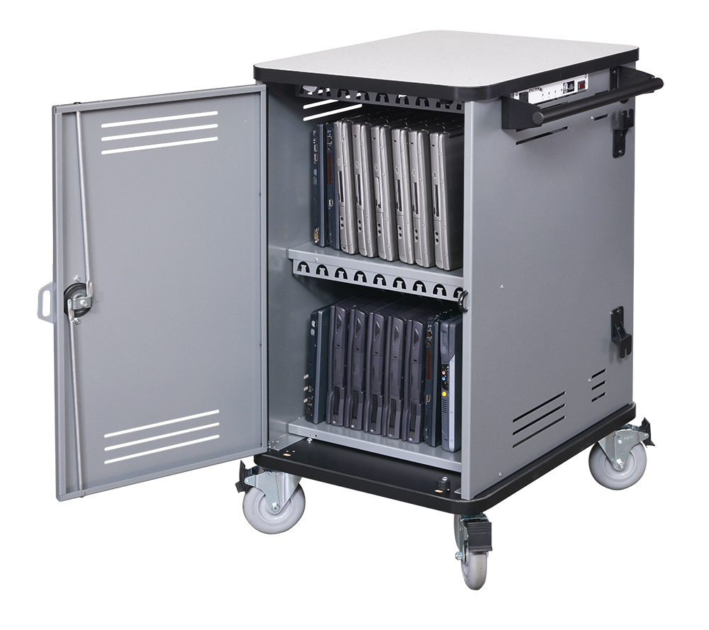 Pro20 Notebook Cart