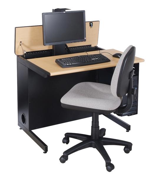 Single Flex InSight Desk