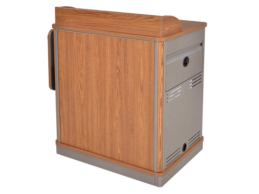 Elite Lectern - Media Manager Series