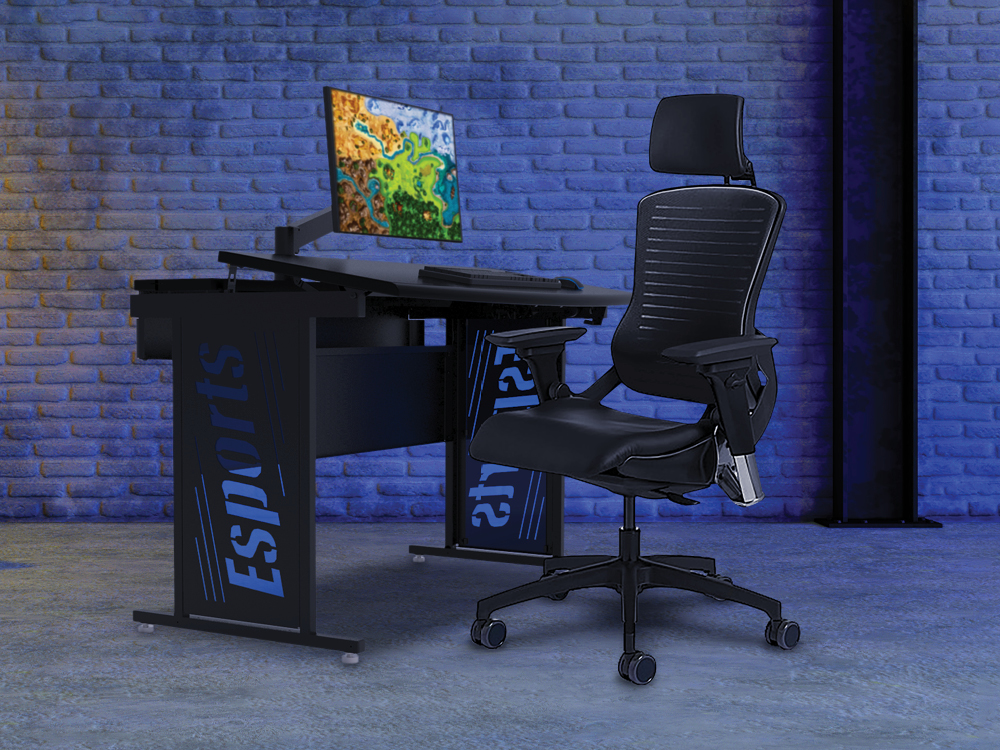 OM5 Deluxe Esports Chair