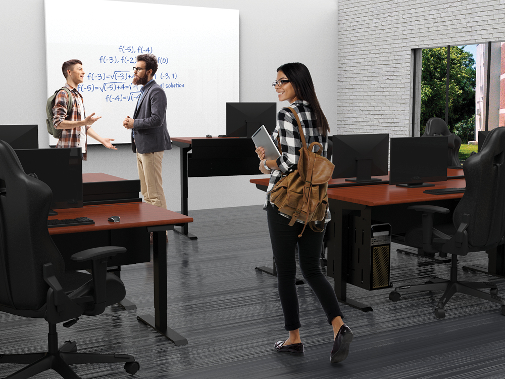 Evolution Electric Sit-to-Stand Desk
