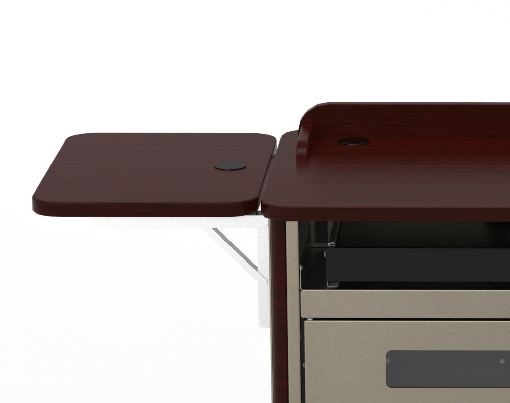 Flip-Up Shelf for MM Compact Lectern