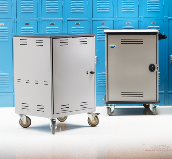 iPad® Tablet Carts and Cabinets