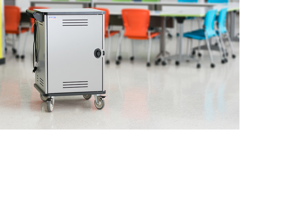 Chromebook and Notebook Carts