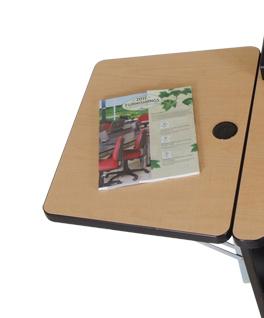 Flip-Up Shelf for Inspiration Lectern