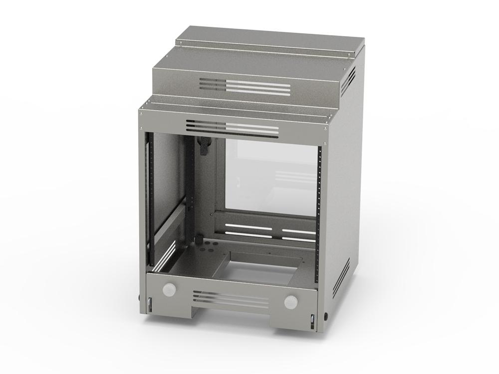 New 2020 Version Freedom XRS Elite Equipment Rack Cabinet