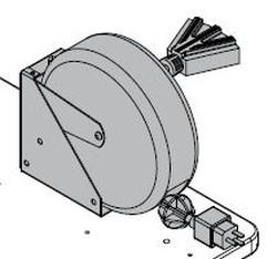 Universal Cord Reel Kit (includes mounting bracket)