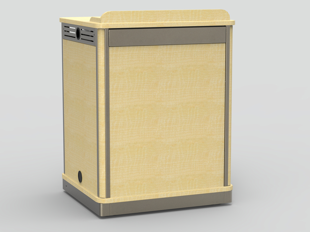Link Lectern - Media Manager Series