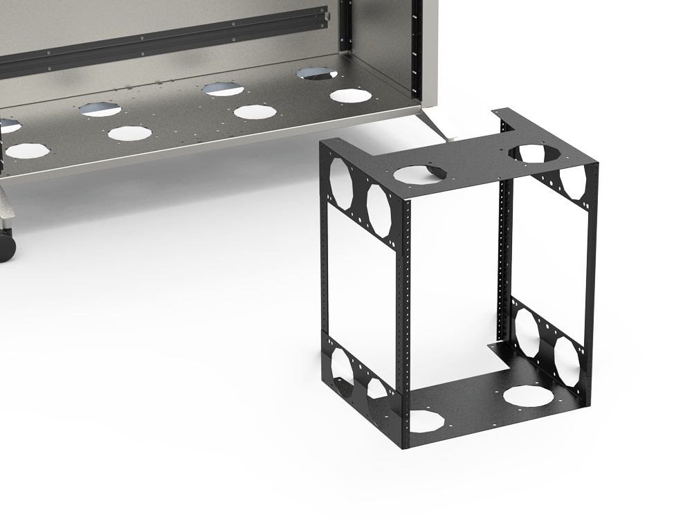 TechCenter Rack Cube