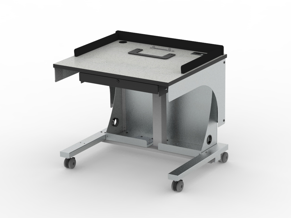 ... Freedom One Sit To Stand Workstation For Sprout Pro By HP ...
