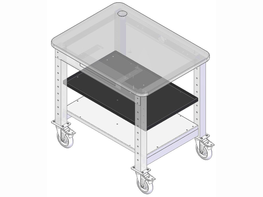 Adjustable Shelf-3D2GO