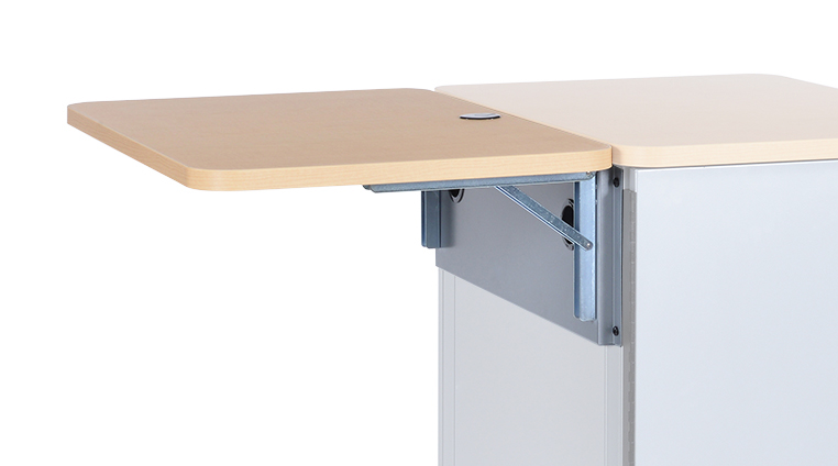 Flip-Up Shelf for Freedom One eLift Lectern™