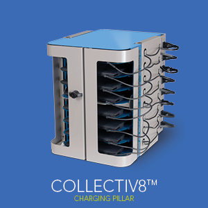 The NEW Collectiv8 Deviec Storage.