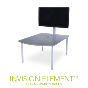 The Invision Element Collaboration Table