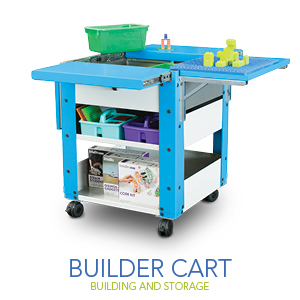 The NEW Maker Space Builder Cart