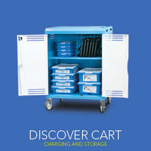 The NEW Maker Space Discover Cart