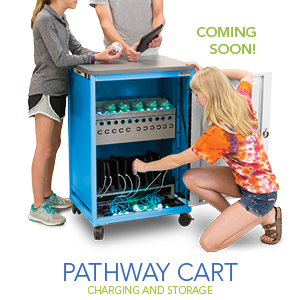 The NEW Pathway Cart from Spectrum!